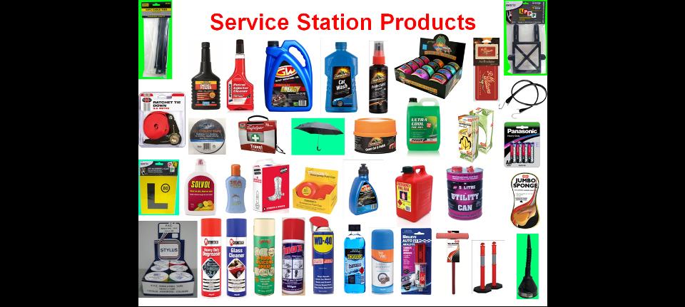 Service Station Range