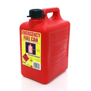 Pro Quip Plastic 5 Litre Fuel Can Red