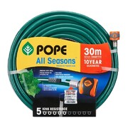 Pope Hose All Seasons 30m x 12mm with Fittings