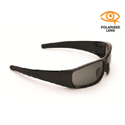 Pro Choice Y-Series Polarised Gloss Black Frame Safety Glasses