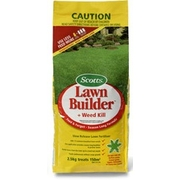 Scotts Lawn Builder With Weed Kill 2.5kg