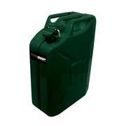Pro Quip AFAC 20 Litre Metal Fuel Can 2 Stroke Bottle Green