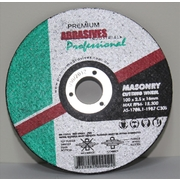 Cut Off Wheel Masonry 125x2.5x22mm