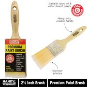 Handy Hardware 63mm Premium Paint Brush