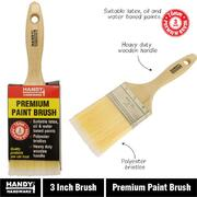 Handy Hardware 76mm Premium Paint Brush