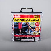 200amp General Duty Jumper Leads Cables With Surge Protector 2.5m