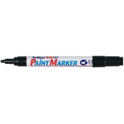 Artline 400 Paint Marker Black 2.3mm Bullet Nib
