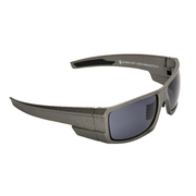 Pro Choice Eruption Safety Glasses Grey Tint Anti Fog Smoke Lense