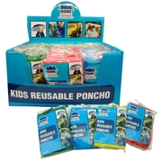 Kids Reusable Poncho