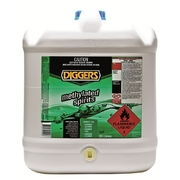Diggers Methylated Spirits 20 Litre