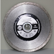 100mm Industrial Quality Diamond Blade Continuous Rim