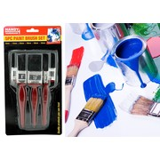 Handy Hardware 5pc Assorted Size Paint Brush