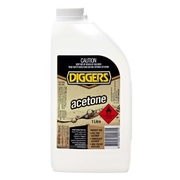 Diggers Acetone 1 Litre
