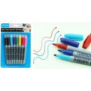 Office Central 8pk Permanent Marker