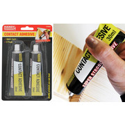 Handy Hardware 2pk Contact Adhesive 30ml Each