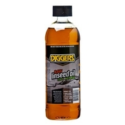 Diggers Raw Linseed Oil 1 Litre