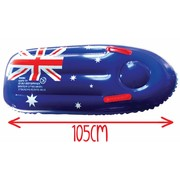 Australian Flag Design Wave Rider 105 x 65cm