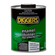 Diggers Enamel Thinner 1 Litre