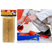 Handy Hardware 2pk Paint Roller with Plastic Core 255mm
