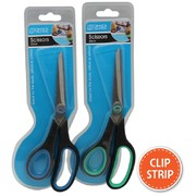 Office Central 20cm Scissor on Clip Strip