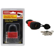 Handy Hardware 40mm Heavy Duty Waterproof Padlock