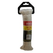 Handy Hardware Cotton Rope 5mm x 15m