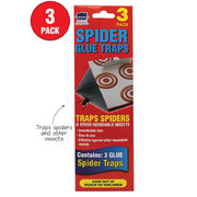 Home Master 3pk Spider Glue Traps
