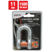D Shackle 1500 kg Load Rating