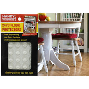 Handy Hardware 24pc Floor Protectors