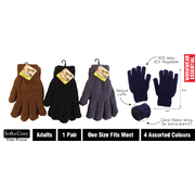 Mens Thermal Lined Gloves