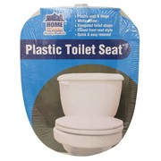 Replacement Plastic Toilet Seat