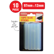 Handy Hardware 10pc Glue Stick 97mm x 12mm Suit 55517 Glue Gun