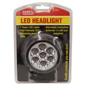 Handy Hardware 7 LED Headlight