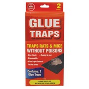 2pk Glue Trap For Rats & Mice
