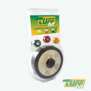 "Tuff Cut 6"" Universal Lawnmower Wheel Kit"