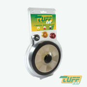 "Tuff Cut 7"" Universal Lawnmower Wheel Kit"