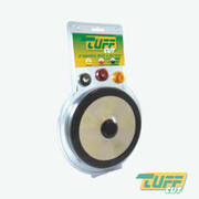 "Tuff Cut 8"" Universal Lawnmower Wheel Kit"