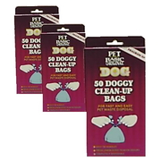 50pc Doggy Clean Up Bags