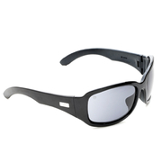 Pro Choice MR2 Safety Specs Smoke Gloss Black Frame