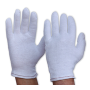 Cotton Gloves Poly/Cotton Ladies