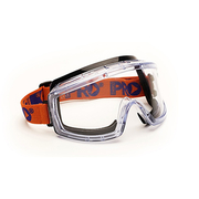 Pro Choice Scope2 Foam Bound Goggles Clear