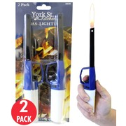 Gas Lighter Kitchen/BBQ Twin Pack