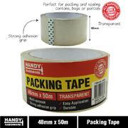 Packing Tape Clear 48mm x 50m