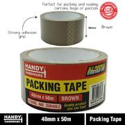 Packing Tape Brown 48mm x 50m