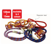 Pet Basic Dog Lead Polyester 120cm x13mm