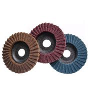 Pferd Non Woven Mop Disc Brown 125mm