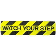 Stylus Watch Your Step Non Slip Adhesive Mat 150 x 600mm
