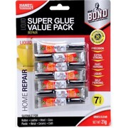 Handy Hardware 7pk Super Glue 3g Each