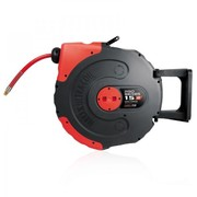 Air Hose Reel Helix 15m Pro Series Heavy Duty