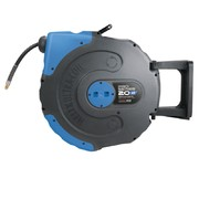 Jamec Pem Air Hose Reel Reinforced Extreme Jflex 20m Heavy Duty
